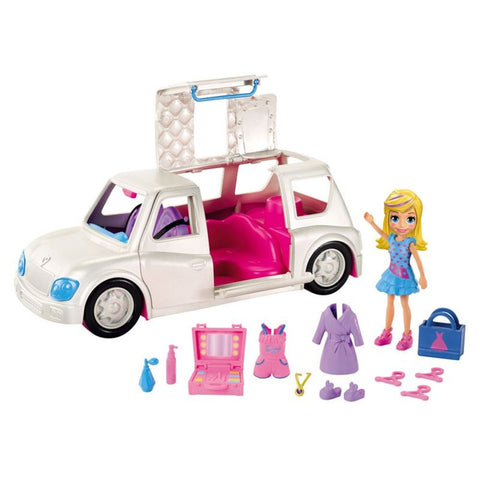 Polly Limousine Fashion Gdm19 - Mattel - playnjoy.shop