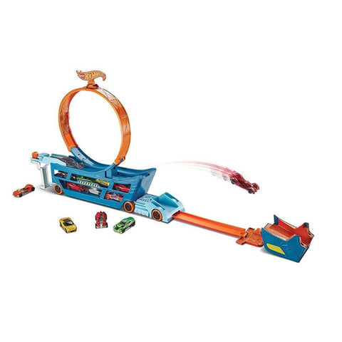 Hot Wheels Caminhao Manobra Radical Dwn56 Mattel - playnjoy.shop