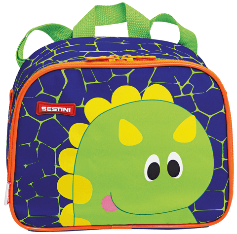 Lanch p 2 em 1  Kids x Dino - Sestini - playnjoy.shop