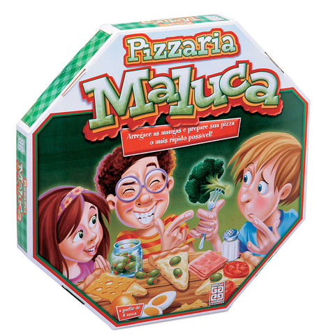Pizzaria Maluca - Grow - playnjoy.shop