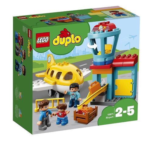 AEROPORTO - 10871 - LEGO - playnjoy.shop