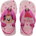 Chinelo Minnie Infantil Baby Disney Classic 21 - Havaianas - playnjoy.shop