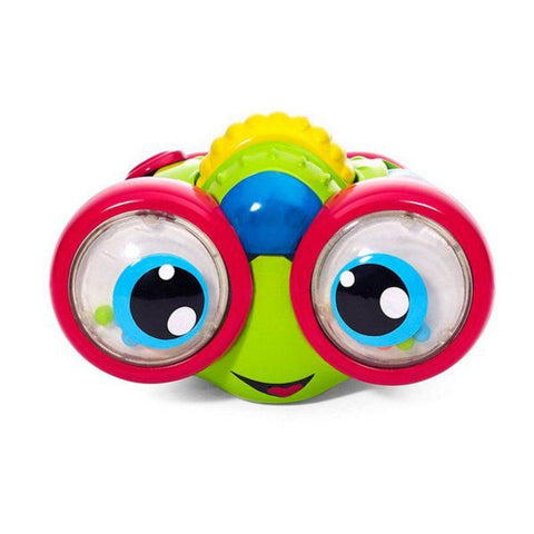 Binoculo Chris, o Curioso - Chicco - playnjoy.shop