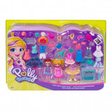 Polly Pacote de Festa - GGJ53 - Mattel - playnjoy.shop