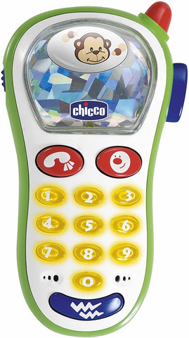 Telefone Vibra Capta - Chicco - playnjoy.shop