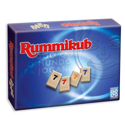 Jogo Diverso Rummikub - Grow - playnjoy.shop