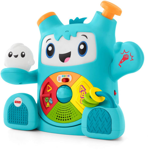 Rocki Interativo - Fxc99 Fisher Price - playnjoy.shop
