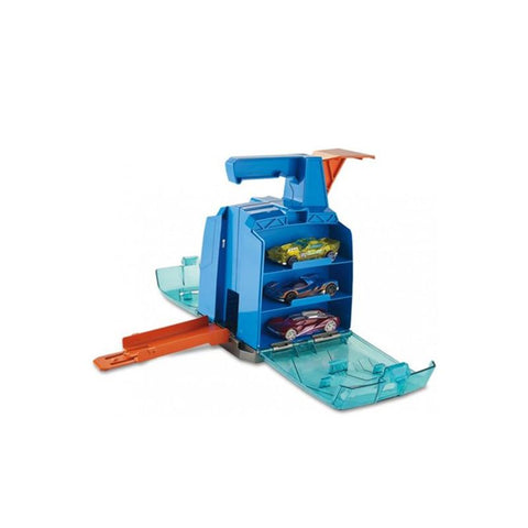 Hot Wheels  Maleta Lancadora Carros - Gcf92