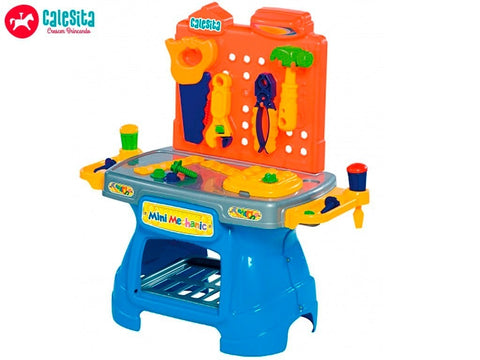 Mini Mechanic Calesita - playnjoy.shop