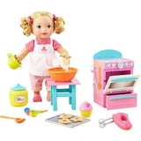Little Mommy Pequena Chef Dlb57 - Mattel - playnjoy.shop