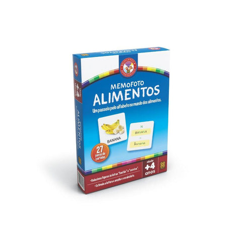 Memofoto Alimentos - Grow - playnjoy.shop