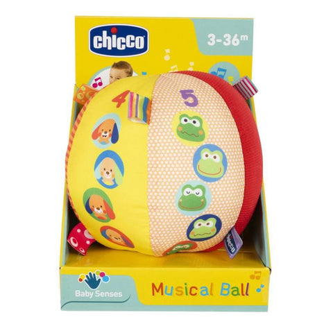 Bola Musical - Chicco