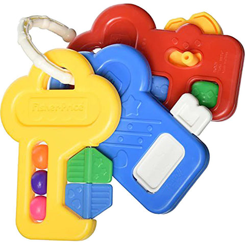 Chaves de Atividades 71084 Fisher-price  - Mattel - playnjoy.shop