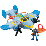 Super Aviões Sky Racer - T5120 IMAGINEXT - playnjoy.shop