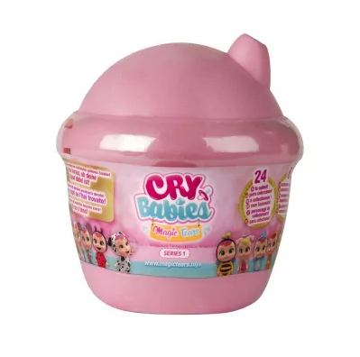 Crybabies Magic Tears Bottle House - Br981 - Multilaser