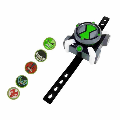 Ben10 Omnitrix Lancador - playnjoy.shop