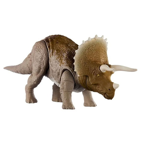 Dinossauro Jurassic World Ruge e Ataca GJN64 - MATTEL - playnjoy.shop