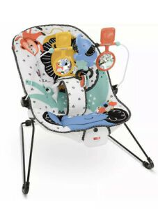 Cadeirinha Descanso Relaxante - GDP59 - FISHER-PRICE - playnjoy.shop