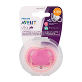 Chupeta Ultra Air Rosa 6/18/SCF458/12 - AVENT - playnjoy.shop