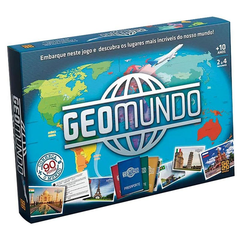 Geomundo - Grow - playnjoy.shop