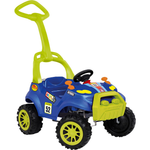 Quadriciclo Smart Passeio Pedal (azul) - playnjoy.shop