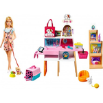 Barbie Real Pet Shop Grg90 - Mattel