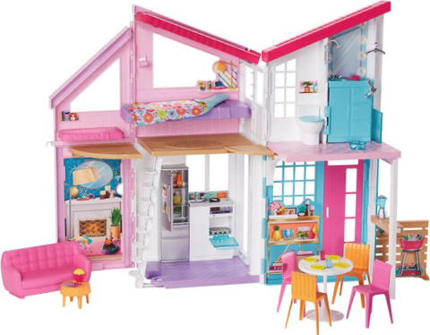 Casa da Barbie Malibu FXG57 - MATTEL - playnjoy.shop