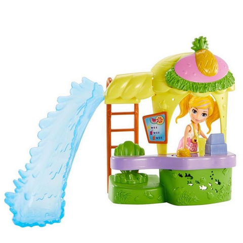 Polly Pocket Parque dos Abacaxis GFR00 - playnjoy.shop