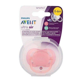 Chupeta Ultra Air Rosa 0-6 Meses / SCF445/10 - Avent - playnjoy.shop