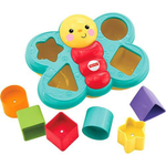 Encaixa Borboleta - DJD80 - FISHER-PRICE - playnjoy.shop