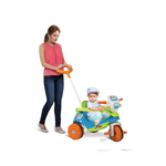 Triciclo Velobaby Passeio Pedal Verde - Bandeirante - playnjoy.shop