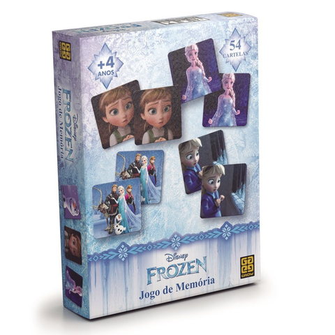 Memoria Frozen Grow - playnjoy.shop