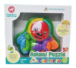 Animal Puzzle 3d Cachorro - Calesita - playnjoy.shop