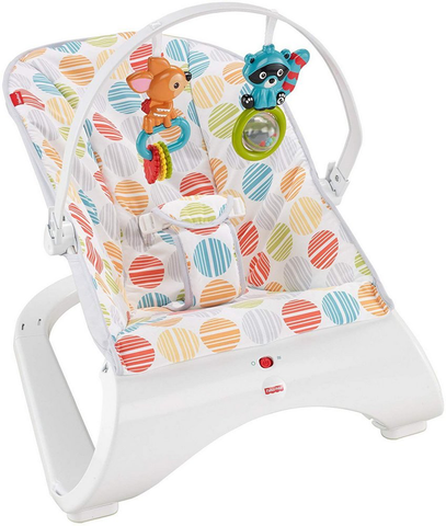 Cadeira vibratória Brincando no Bosque - FISHER-PRICE - playnjoy.shop