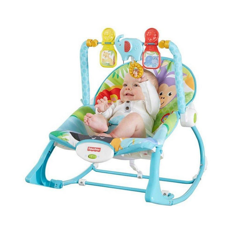 Cadeira Balanço Tucan - FMN44 - Fisher-Price - playnjoy.shop