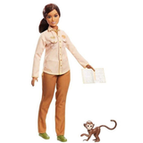 Barbie Nat Geo Barbie Sortido Basico GDM44 - MATTEL - playnjoy.shop