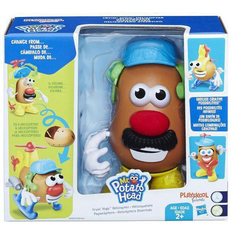 Mr Potato Head Nas Alturas / E1958