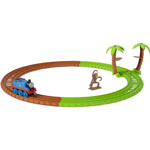 Thomas e Seus Amigos - Thomas Na Africa - Gjx83  - Mattel - playnjoy.shop