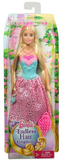 Barbie Fan Princesa Cabelo Longo DKB56 - MATTEL - playnjoy.shop