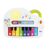 Piano Cachorrinho Fisher-Price - GFX34 - MATTEL - playnjoy.shop