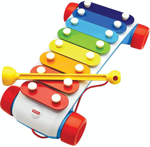 Novo Xilofone - CMY09 - FISHER PRICE - playnjoy.shop