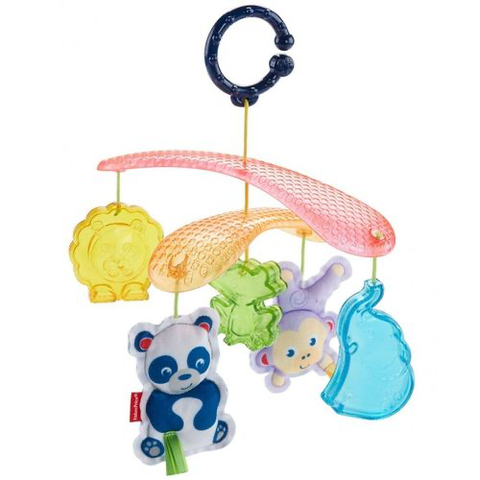 Mobile Meus Bichinhos De Pendurar - DYW54 Fisher Price - playnjoy.shop