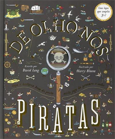 De Olho Nos Piratas - Quarto Publishing