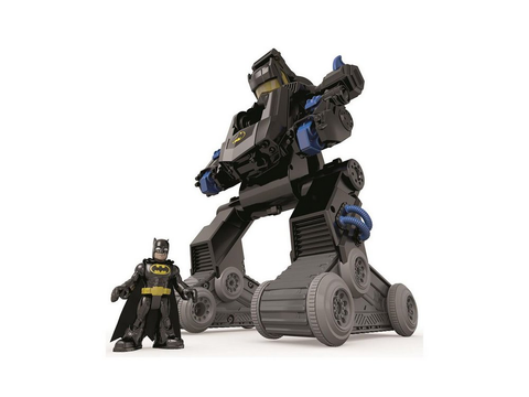Imaginext DC Bat Bot Batman - Fisher Price DMT82 - playnjoy.shop