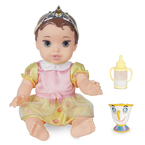 Baby Bela Com Pet E Mamadeira Magica - 6424 - Mimo - playnjoy.shop