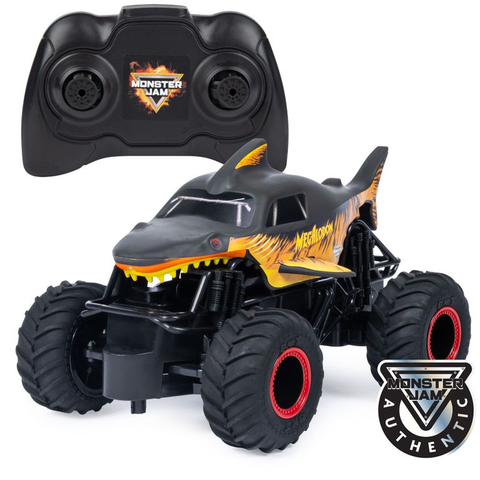 Monster Jam 1:24 Grave Digger - SUNNY - playnjoy.shop