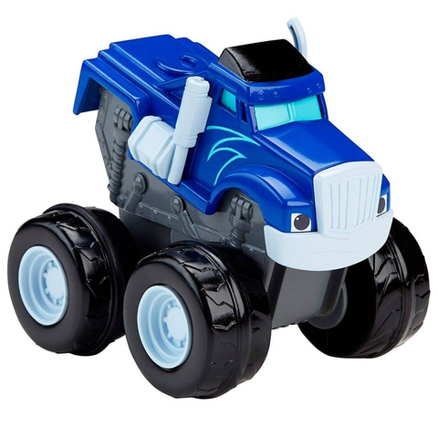 Blaze Veiculos Turbo Cgk22 - Mattel - playnjoy.shop