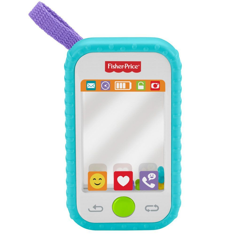 Telefone Meus Primeiros Selfies - GJD46 Fisher Price - playnjoy.shop