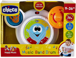 Bateria Musical - Chicco - playnjoy.shop