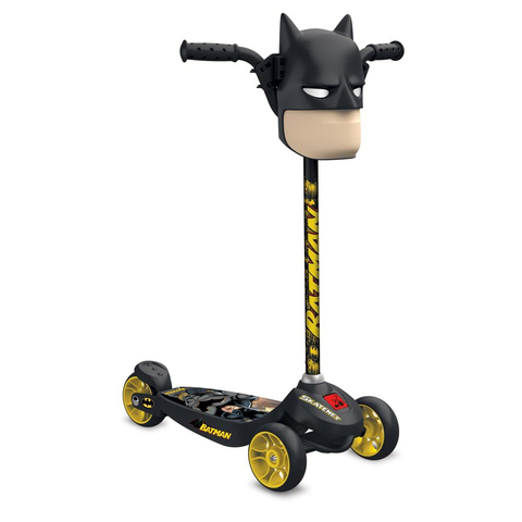 Patinete Batman Skatenet Kid - Bandeirante - playnjoy.shop